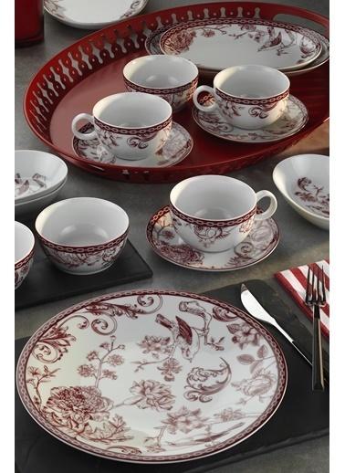 Kütahya Porselen Kütahya Porselen 28 Parça Kahvaltı Takımı Renkli